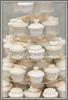 Vintage Cupcakes (frostedfantasiescakedesign) Tags: pearlcupcakes bowcupcakes vintagecupcakes wwwfrostedfantasiescomau frostedfantasiescakedesign ©copyrightfrostedfantasiescakedesign centalcoastcakeartist huntervalleycakeartist cottonandcrumbsinspired vintagelacecupcakes