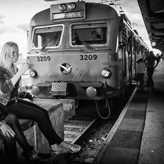 Waiting for the train - Gothenburg, Sweden #streetphotography #streetphoto (StreetPeople) Tags: portrait blackandwhite bw monochrome square photography blackwhite moments candid streetphotography documentary squareformat streetphoto unposed blacknwhite bnw streetpeople tog decisivemoment streetcandid streetbw streetphotographybw bestcamera iphoneography streetphotobw instagramapp uploaded:by=instagram streetog worldstreetphotography foursquare:venue=4e8e9936490102ea52a5082e danieleliasson
