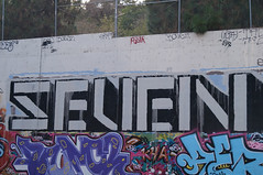 Seven (Make em say...) Tags: graffiti seven