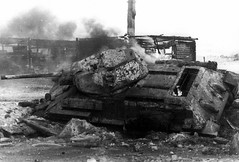 """Tank T-34 (100) • <a style=""""font-size:0.8em;"""" href=""""http://www.flickr.com/photos/81723459@N04/10322773133/"""" target=""""_blank"""">View on Flickr</a>"""