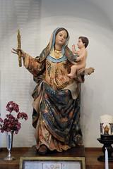 Virgen de Copacabana (abetobravo) Tags: espaa spain asturias copacabana virgen muros capilla murosdenaln