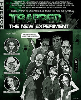 Trapped The New Experiment