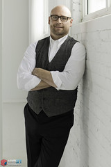 Scott Moore (MukeshBarmeda) Tags: lighting people canada green portraits studio nikon winnipeg realestate manitoba business agent casual d800
