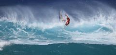 More Surfing (Team Hymas) Tags: water wind oahu surfer surfing northshore sunsetbeach offshorewind teamhymas