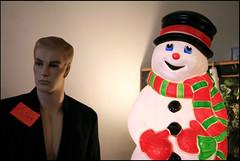 The Twins (harrysnowden) Tags: light mannequin oregon digital canon photography twins photographers thriftstore dslr canondslr snowden consumerism canonxti originalphotographers harrysnowden