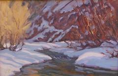 Snowy Creek   8 x 12