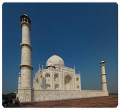 Agra IND - Taj Mahal 06