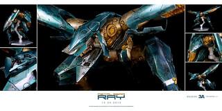 threeA – 潛龍諜影2:自由之子【Metal Gear RAY】