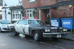 1975 Oldsmobile Delta 88 Police Highway Patrol Car