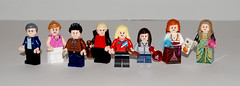 Season 6 (Mr.Savath_Bunny) Tags: horse angel dark comics toys lego vampire willow superhero spike buffy sunnydale witches slayer xander joss whedon minifigure bigbad