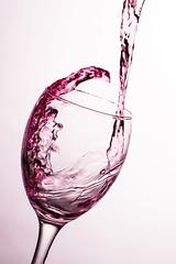 01.19.14 (Matthew Tsang) Tags: water 50mm bend wineglass strobist