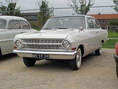 1963 Opel Rekord ME-59-39 (Stollie1) Tags: opel rekord me5939 sidecode1