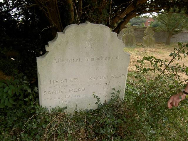 sread_headstone