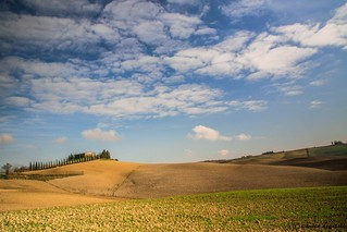 VAL D'ORCIA (Toscana)