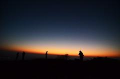 Souls Waiting for the Moment (Dipayan Dey Sarkar) Tags: camping silhouette sunrise nikon bangalore wide tokina nandihills wideangleshot tokina1116mmf28 nikond7000 bangaloretreks channagiri weekendgateways channagiritrek bangaloregateways bangaloreweekendgateways lowlightsilhouette