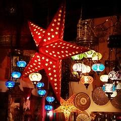 Albayzin Granada, #granada #spain #albayzin #light #luz #lamp #arabic #star #night (javierpanadero) Tags: light luz lamp night square star spain arabic squareformat granada hefe albayzin instagramapp uploaded:by=instagram