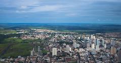 Marlia - SP (Rafael Farias.) Tags: city cidade brazil sky verde green brasil buildings interior cu paulo so prdios marlia