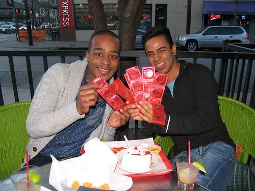 International Condom Day, 2014: Dallas, Texas