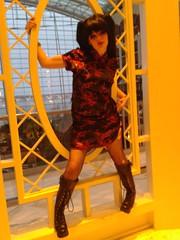 Katsucon 2014 (Captain Buggy) Tags: black men green angel ball hotel 1 gate punk neon dragon power space avatar go muppets apocalypse evil x harley teen mink batman quinn z starfire dynamite cyborg genesis naruto jinx daft rangers rapper weeping shanks virgil titans digimon dandy aot steins creed unit parappa evangelion venom aquaman gohan resident aloft snk batwoman assassins shehulk lanturn vatu ahri