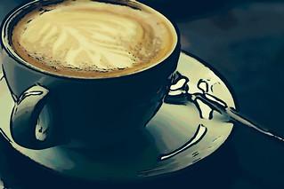 #CrazyCamera coffee
