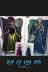 Frozen DVD Countdown (Amarianama) Tags: frozen store dvd doll disney limited edition countdown