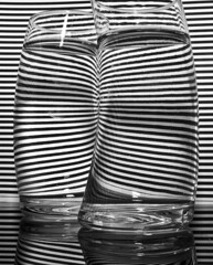 Reflecting Refracting (Rachelli D'Angelo) Tags: blackandwhite r