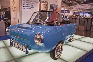 Frisky Sport Convertible 1958 (5472)