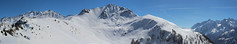 Le Grand-Tsai (Kjns) Tags: schnee panorama snow ski landscape schweiz switzerland swiss panoramica neve svizzera sci valais verbier swissalps bagnes panoramaview bruson lechble 4valleys legrandtsai