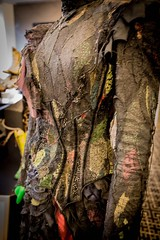 Wicked the Musical - Costume (Lisa West Photography) Tags: costume theatre musical wicked costuming elphaba elphie actii wickedthemusical wickedmelbourne elphabathropp wickedinoz actiidress