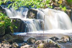 When the water falls (Infomastern) Tags: water rock waterfall sten vatten challange vattenfall utmaning hallamlla fotosondag fs140518
