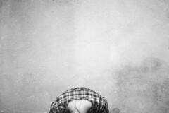 Elena (La T / Tiziana Nanni) Tags: portrait bw woman film portraits 35mm blackwhite women analogue ritratti biancoenero filmscan analogic pellicola analogico scannedfilm ladygrey womenportraits womanportrait konikapop tizianananni analogueportraits
