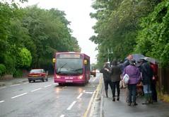 Stagecoach nightmare: Part 1 - the pass (bobsmithgl100) Tags: bus surrey east dennis guildford dart londonroad diversion lancs lk07 slf cbu myllennium 33191 route300 stagecoachhantssurrey lk07cbu countyshowshuttle