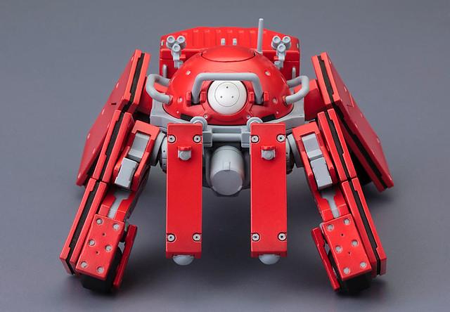 攻殻機動隊ARISE ロジコマ 草薙素子和荒巻大輔 組裝模型