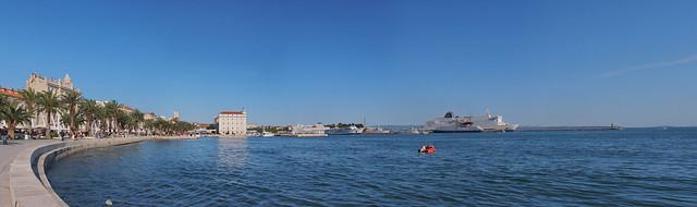 Split港灣(Split Riva)