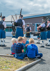 bradley-5064 (Roger Bradley (Ulster Photography)) Tags: playing boys children band marching bagpipes annalongfunday