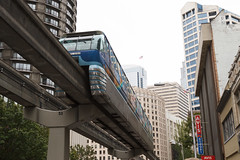 monorail (embem30) Tags: monorail downtown seattle