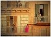 gossip ! (kurtwolf303) Tags: fassade women frauen klatsch tratsch gossip haus gebäude building balkone balcony olympusem1 omd microfourthirds micro43 systemcamera people unlimitedphotos facade streetphotography strasenfotografie topf25 250v10f topf50 mirrorlesscamera spiegellos topf75 500v20f 800views topf100 flickrelite kurtwolf303 900views 1000v40f topf150 1500v60f topf200 2000views 2500views topf250 italy italien donne pettegolezzo digitalphotography 3000views mft topf300 4000views