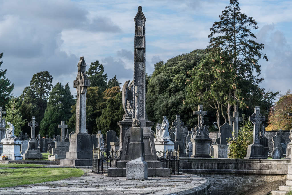 A QUICK VISIT TO GLASNEVIN CEMETERY[SONY F2.8 70-200 GM LENS]-122069
