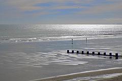 Bridlington (Goolio60) Tags: sea sand coast groynes yorkshire seascape beach bridlington