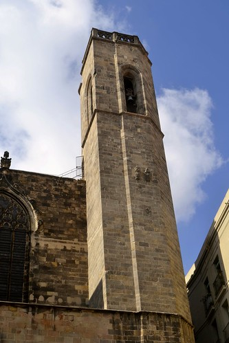 Flickriver: Photoset 'BASILICA DELS SANTS MARTIRS JUST I PASTOR ...