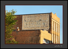Faded Advertisement (the Gallopping Geezer '4' million + views....) Tags: sign signage faded worn wall paint painted old historic ad advertise advertisement product service ghost ghostsign building structure detroit mi michigan canon 5d3 24105 sigma geezer 2016