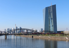 European Central Bank, Frankfurt. (Maximilian_1234) Tags: european central bank ezb ecb