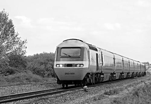 43002 & 43020, Cogload Junction 16/05/2016