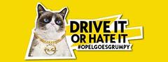 #OpelGoesGrumpy (opelblog) Tags: opel opelblogcom marketing socialmedia grumpycat grumpy digital facebook twitter drive driveitorhateit