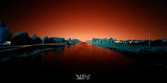 Panorama IR sul Bacchiglione da Ponte IV Martiri, Padova (Davide Anselmi) Tags: ir acqua bacchiglione fiume infrared infrarossi infrarosso padova panorama ponte4martiri ponteivmartiri pontequattromartiri davideanselmi 2016