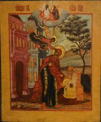 Annunciation of the Theotokos (bobosh_t) Tags: iconexhibit icons iconography orthodoxy easternorthodoxy icon