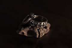 Just married (jambros76) Tags: anillos rings justmarried 70d canon clavebaja lowkey