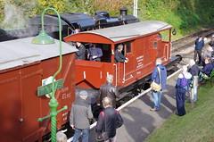 IMGP5709 (Steve Guess) Tags: alton alresford medstead fourmarks hants hampshire england gb uk freight train goods queen mary brake british railways