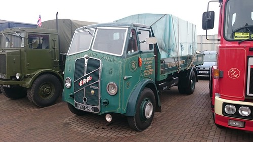 G. Woolliscroft & Sons Ltd ERF