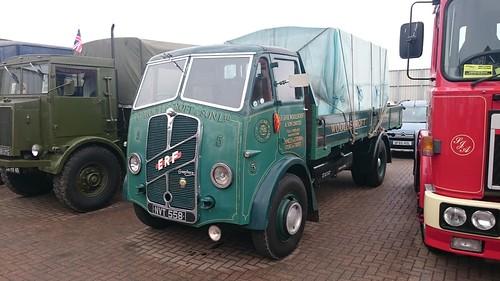 G. Woolliscroft & Sons Ltd ERF